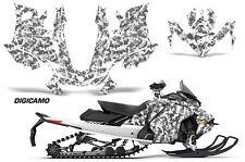 AMR Ski Doo Gen 4 MXZ Renegade Summit 850 Snowmobile Sled Wrap Kit 2017+ DIGI