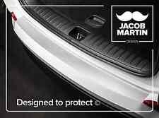 Brushed steel rear bumper protector VolksWagen VW Tiguan I (2007-16)
