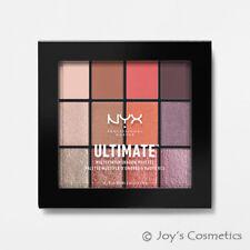 "1 Nyx Ultimate multi acabado sombra Paleta"" Usp06 Azúcar alto "" Joy's Cosméticos"