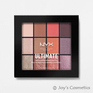 "1 NYX Ultimate Multi Finish Shadow Palette "" USP06 Sugar High ""*Joy's cosmetics*"