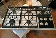 """Wolf 36"""" stainless steel Professional Gas Cooktop - Ct36gs"""