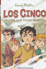 Los Cinco En El Paramo Misterioso by Enid Blyton (Paperback, 2016)