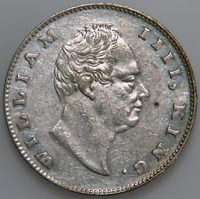c037 East India Co. Rupee 1835 AU/UNC. Krause-Mischler #450.3