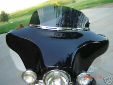 "8"" Dark Tint   Windshield Harley FLHR FLHT FLHX TOURING"
