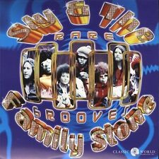 Rare Grooves by Sly & the Family Stone (CD, 2001, Classic World Productions, Inc