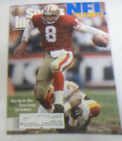 Sports Illustrated Magazine 49er Steve Young January 1993 050914R