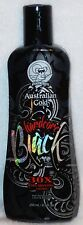 HARDCORE BLACK 30X Dark tanning Bed lotion by AUSTRALIAN GOLD