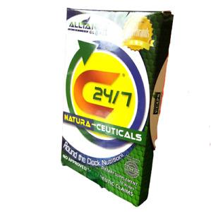 C24/7 AIM GLOBAL Vitamin C A D, B, E, Zinc Folic Acid ALL IN 1 High ORAC Calcium