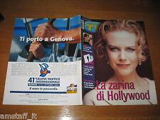TV SORRISI E CANZONI=2001/41=NICOLE KIDMAN=MASSIMO LOPEZ=LIGABUE MAI DIRE MAI...