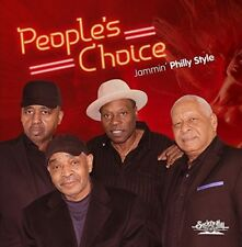 Jammin' Philly Style - People's Choice (2017, CD NIEUW)