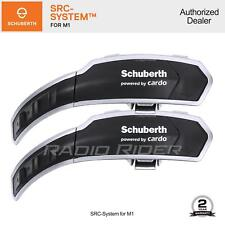 NEW Schuberth SRC-System for M1, Dual Kit – Intercom | All Sizes of M1 Helmets