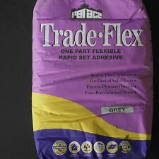 Palace Quick Set Trade Flex Fast Setting Tile Adhesive Glue Grey 20kg/Bag PL4711