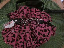 Brand New TJ Max Hot Pink Designer, Leopard Bag w/cellphone holder w/ tags
