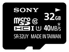 Sony Sony microSdhc card 32Gb Class10 00004000  Uhs-I compatible Sd card adapter included