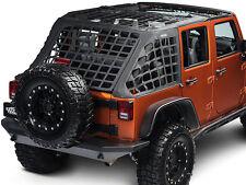 Smittybilt C.RES System Cargo Net 2007-2016 Jeep Wrangler JK 4 Door 581035 Black