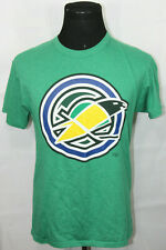 NHL San Jose Sharks California Golden Seals Green Tee Shirt M