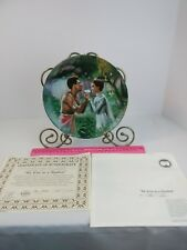 """Collector Plate Knowles- The King And I """"We Kiss In The Shadow"""""""