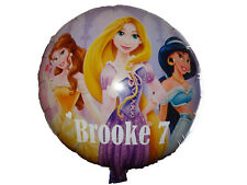 "Disney Princess 18"" Foil Balloon personnalisé"