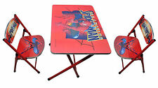 Comic Book Heroes Up to 2 Seats Tables & Chairs for Children