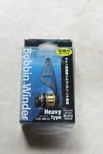 Shimano TH-202N bobbin winder Heavy type black gold