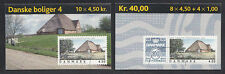 DENMARK HS142-3 (1318,a) Architecture booklets, VF