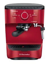 Electrolux Eea255 Cremapresso Macchina da Caffè Espresso a Cialde Rosso (c7p)