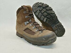 British Army Iturri Combat Boots Desert Suede Breathable Walking Hiking Travel