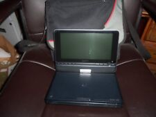 "Sony DVP-FX810 Portable DVD Player (8"") w / cable and power charger(house & Car)"
