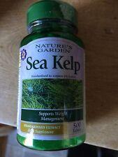 Holland And Barrett sea Kelp 15mg 500 Qty