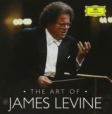 JAMES LEVINE/WP/BP/MOO/+ - THE ART OF JAMES LEVINE 23 CD NEW+ BEETHOVEN/BRAHMS/+