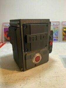 RED SCARLET W Body with 227 hour Dsmc2 dragon sensor