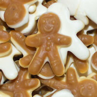 Christmas Sweets Jelly Gingerbread Gums 200g Xmas Candy