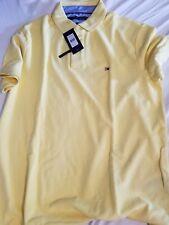 Tommy Hilfiger brand new polo medium yellow