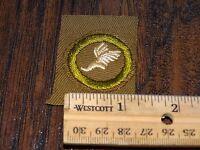 15973/ Vintage Boy Scouts of America Merit Badge ~ ATHLETICS