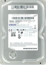 Samsung SpinPoint F3 HD502HJ 500 Go SATA 3 Gb/s  7200 RPM 16 Mo Serial ATA II