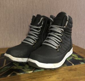 Weatherproof ALEXA Water Repellent Snow Winter Boots. UK size 6. Worn Once.