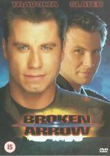 Broken Arrow [DVD] [1996] Brand new and sealed