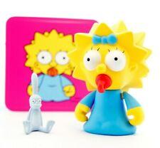 "Kidrobot The Simpsons Series 1 Maggie Rabbit 3"" Vinyl Figure Toy"