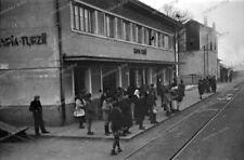 negativ-Bahnhof Campio-Turzii-Cluj-Klausenburg-Siebenbürgen-2.weltkrieg-1