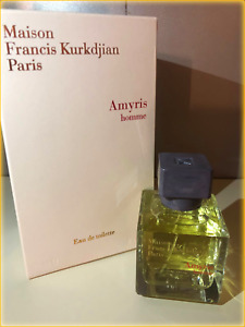 Maison Francis Kurkdjian Paris Amyris homme. Men's Eau de toilette. 70 ml