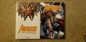 Avengers The initiative Complete Collection Vol 1 2