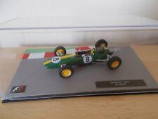 Formula 1 Racing Car Lotus 25 JIM CLARK 1963 Scale 1:43 In Display Case