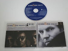 STING & THE POLICE/THE TRÈS BEST OF STING & THE POLICE(A&M 540 425 2) CD ALBUM