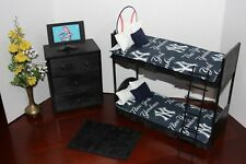 Handcrafted Barbie/ Monster High Bunk Beds Set