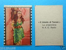 figurines figuren figurine nannina 1950 r.k.o. il trionfo di tarzan cinema kinos