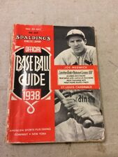 Spalding/'s 1889 Official Baseball Guide Cover Sports Poster 16x24