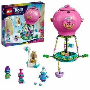 Lego Trolls World Tour Poppy's Hot Air Balloon Adventure (41252)