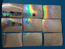 MLB Hologram Upper Deck Comic Ball Card 1990 Looney Tunes Set of 9 Series #1