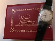 longines wittnauer vintage automatic watch  🇨🇭