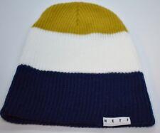 47d7a53c212 Unisex Mens Neff Trio Beanie Winter Knit Hat New